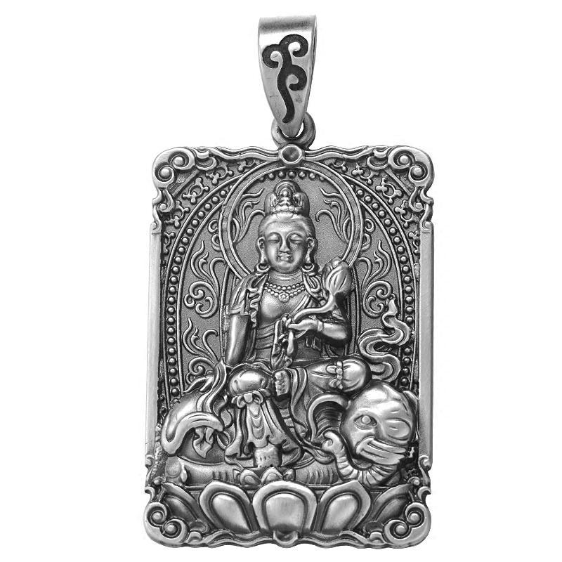 Bodhisattva Samantabhadra Lord of Truth 999 Silver Buddhist Pendantby . Sellingat $209.00. Order now: https://mantrapiece.com/products/samantabhadra-bodhisattva-lord-of-truth-999-silver-pendant-necklace…. #mensjewelry #handmade #jewe #men #women #beauty #dmtbeautyspot #mensstyle #menswear #jasper #tigereyepic.twitter.com/5r1J3unEMt