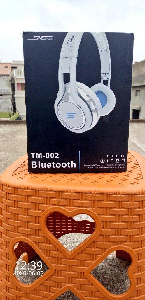 Thank you @gizmotimestech for sending this cool Bluetooth Headset across!   #GizmoTimes100000  #GizmoTimes #GizmoArmy  #Gratification #Gratitude [65]pic.twitter.com/36tNSZ0Y1F