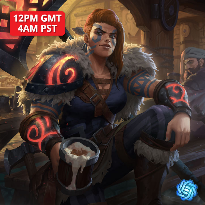 The next Weekend Ranked Challenge is about to kick off. Prepare for battle! ⚔️ Everything you need to know about the event can be found here: playgu.co/wkrd-may Don't forget to check your timezones for start times (pictured)!