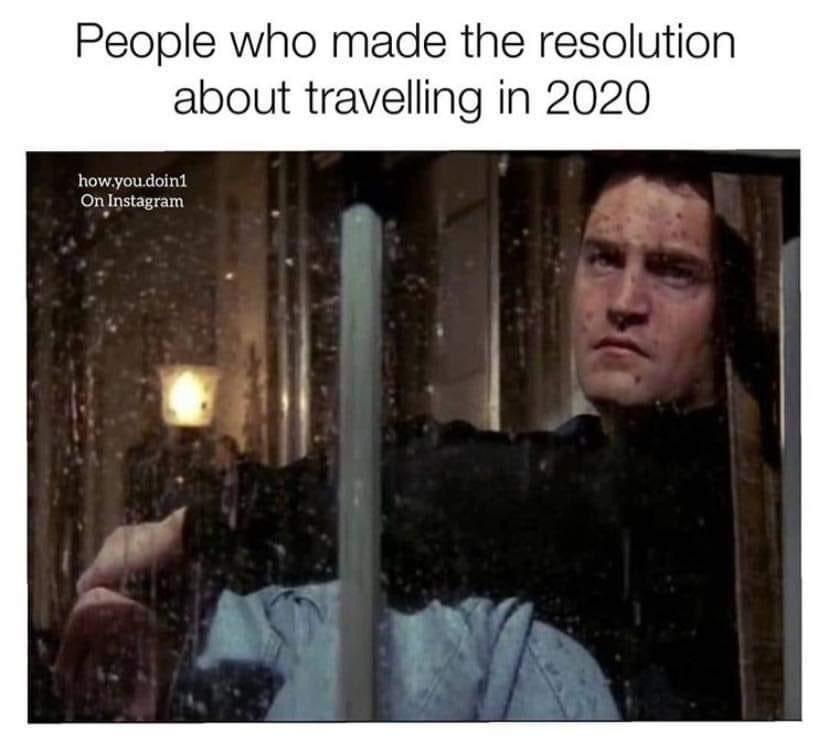Breaking 2020 Travel Resolutions  #TravelLater #travelblogger pic.twitter.com/kValjWMSP3
