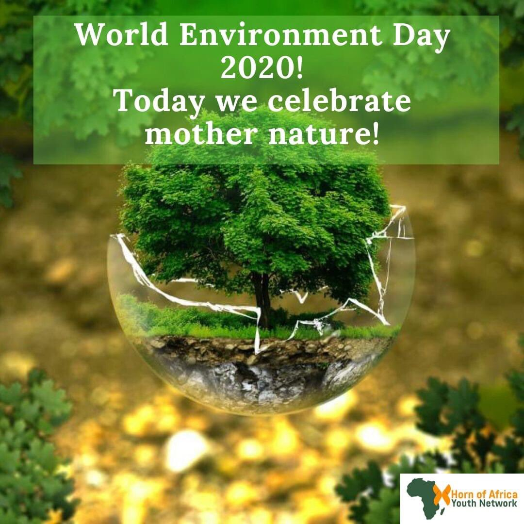 #WorldEnvironmentDay2020 Your environment is your responsibility. What you give nature is what you get in return. #FridayMotivation #WorldEnvironmentDay #HornofAYN #Peacepic.twitter.com/V1yQkszGUf