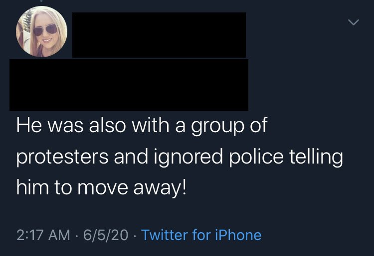 there's a lot of trash on this site who think cops are above the law and can basically hurt anyone they want. no humanity whatsoever. the perfect servants for an authoritarian regime, narcs who would send their own neighbors to a death camp https://t.co/WVXqTsm0v3