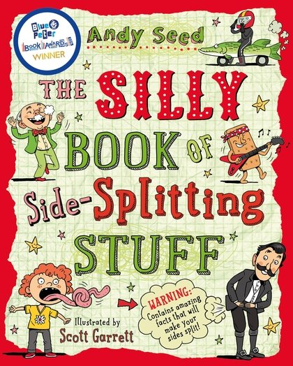@misskeogh93 @MrBoothY6 @MrEPrimary @MissIsobeleh And this for Amused (also won Blue Peter Book Award):