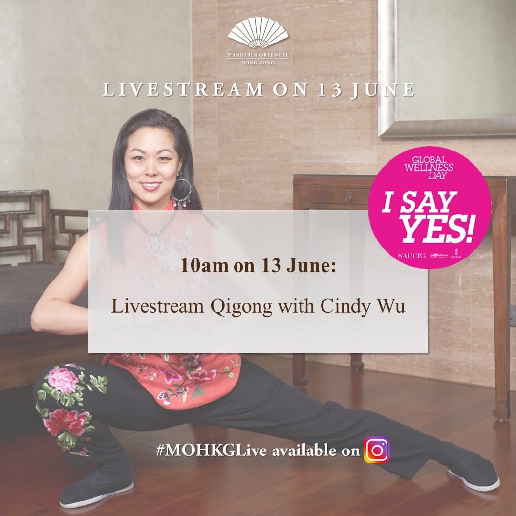 Save the date and join us on Global Wellness Day as we salute mental and physical wellbeing at The Mandarin Spa on 13 June (next Saturday)!  For details of our livestream and workshops, please visit: https://bit.ly/3cHrnIJpic.twitter.com/i3BvejHyQY