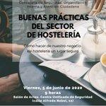Image for the Tweet beginning: 👉 Informar al sector hostelero
