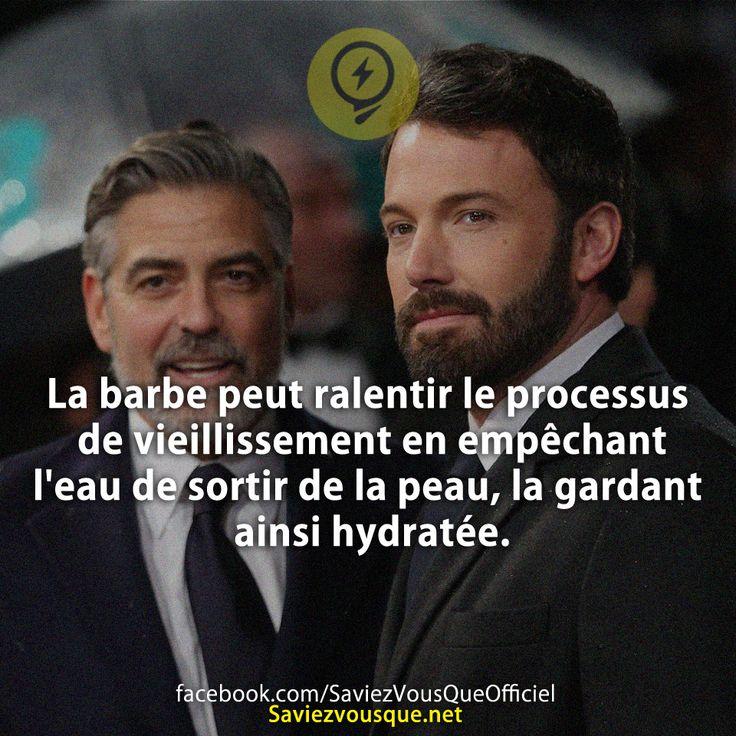 Mais que cela ne soit pas un prétexte pour la laisser pousser n'importe comment !   #piloupilou #poils #barbe #moustache #pogonophile #savoir #science #pousse #insolite #hydratation #peaupic.twitter.com/tfx1p5EhAk
