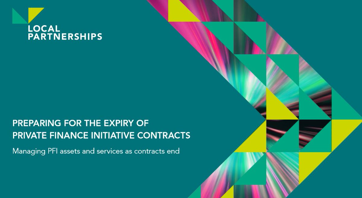 "The @NAOorguk published a report today on the expiry of PFI contracts.   We have produced ""Preparing for the expiry of Private Finance Initiative Contracts"". The guidance can help you manage this process successfully.    #READ here: https://t.co/NTG3BHfTOJ"