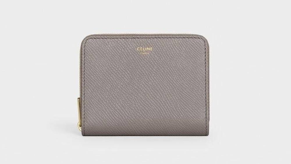 セリーヌのおすすめメンズ財布、レザーミニ財布や「トリオンフ キャンバス」長財布など -