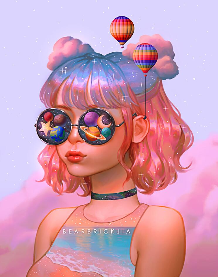 Wanderlust by Karmen Loh #artist #coverartwork #vapourwavepic.twitter.com/zO3U5yKKq1