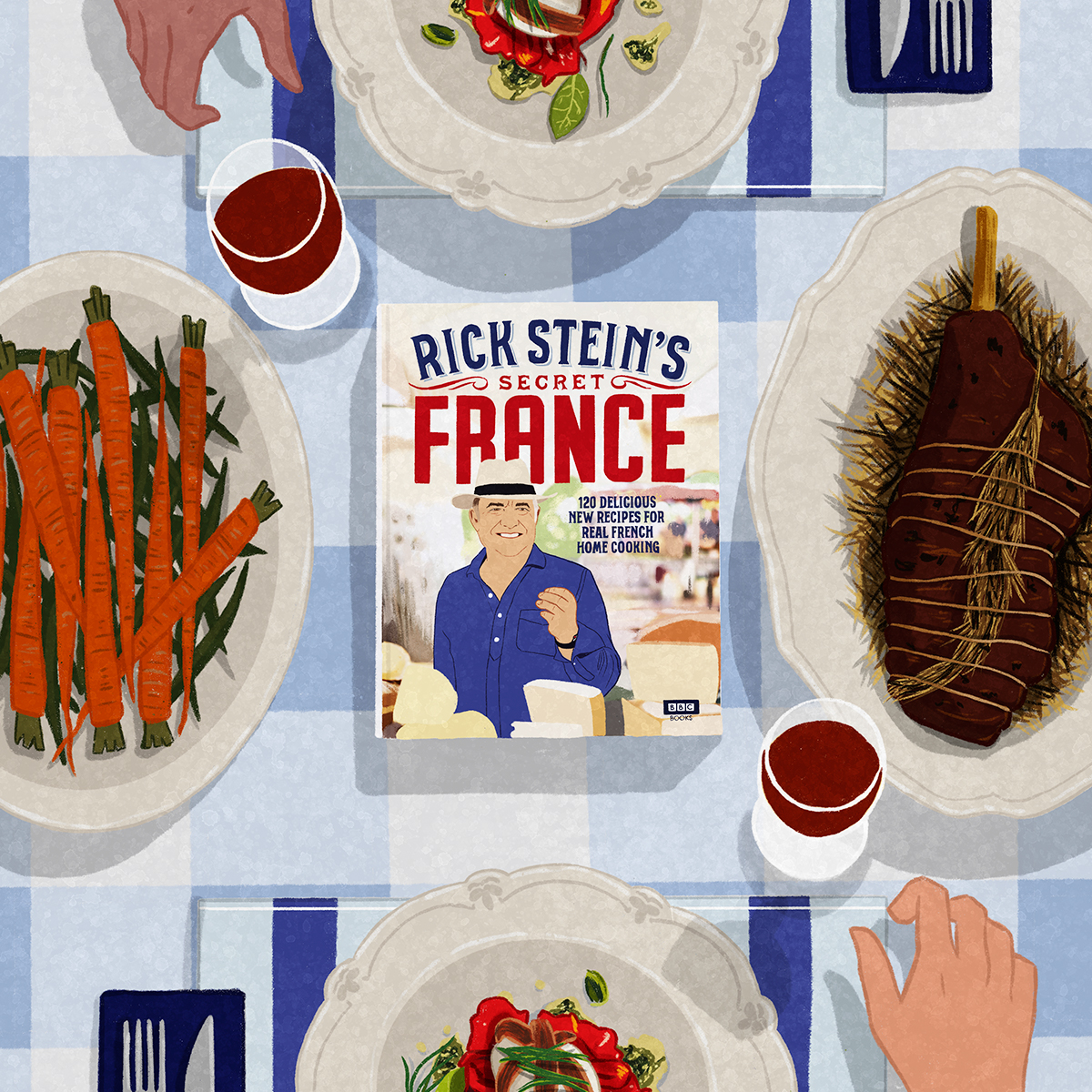 Next up in our Home-Cooked Summer series is chef @Rick_Stein, who shares his thoughts on lockdown cooking as well as 5 essential summer recipes from his latest book, Rick Stein's Secret France: https://t.co/IAS5brQjDg https://t.co/Xg2jh2bEOX
