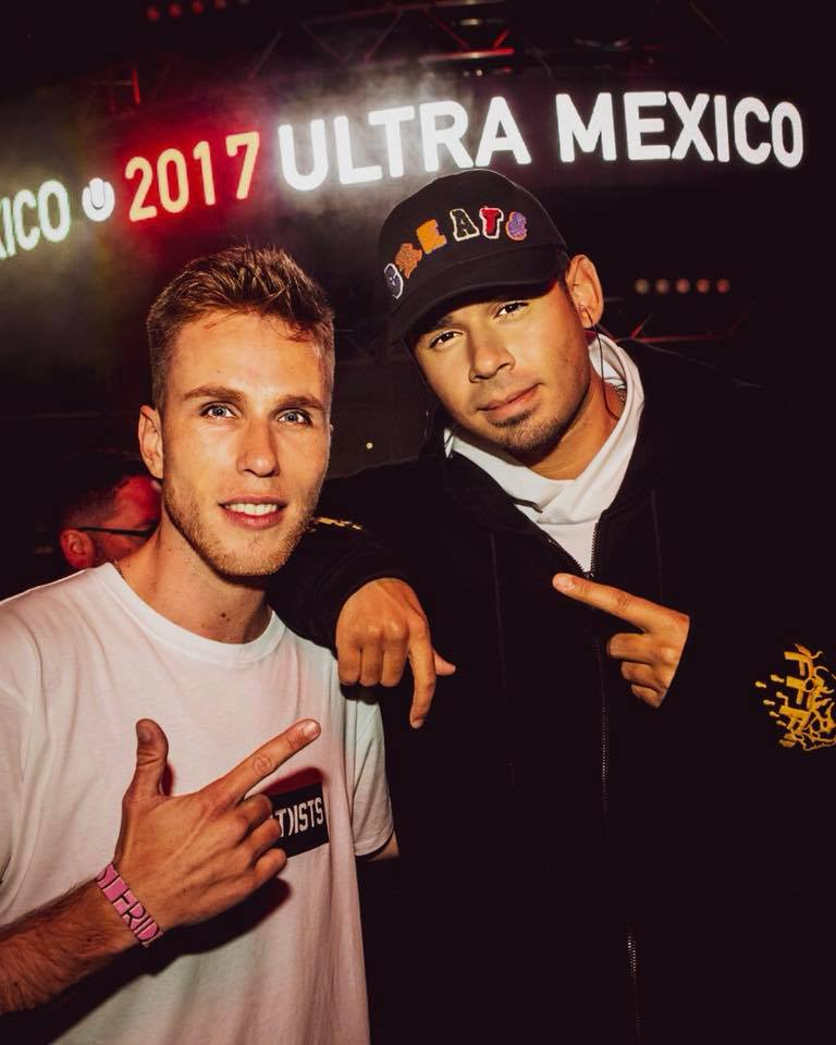 Dropping in the Gulag with @afrojack tonight! Who wants to join us?
