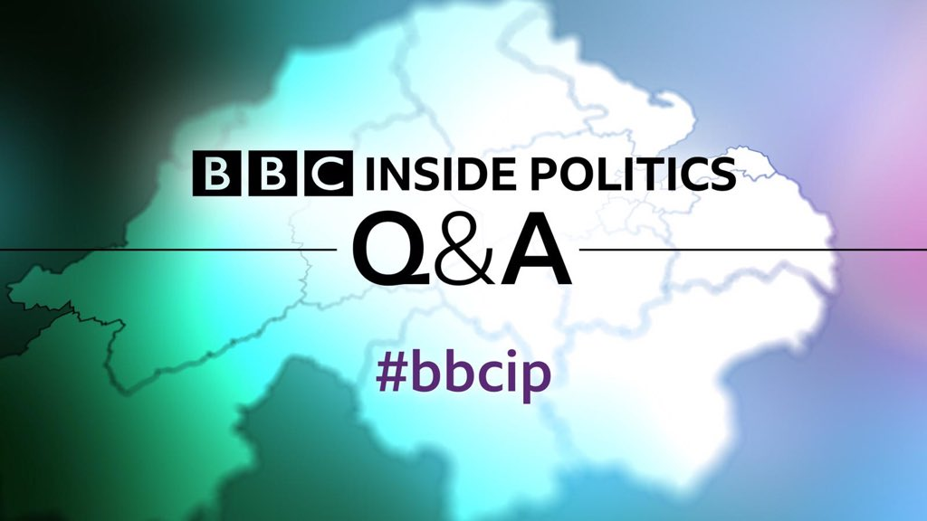 Quarantine? Black Lives Matter rallies? Face Coverings on Public Transport? What will be on the agenda for Inside Politics Q&A's virtual visit to West Belfast on Monday? It's up to you to submit your questions via Inside.Politics@bbc.co.uk or tweet using our #bbcip hashtag