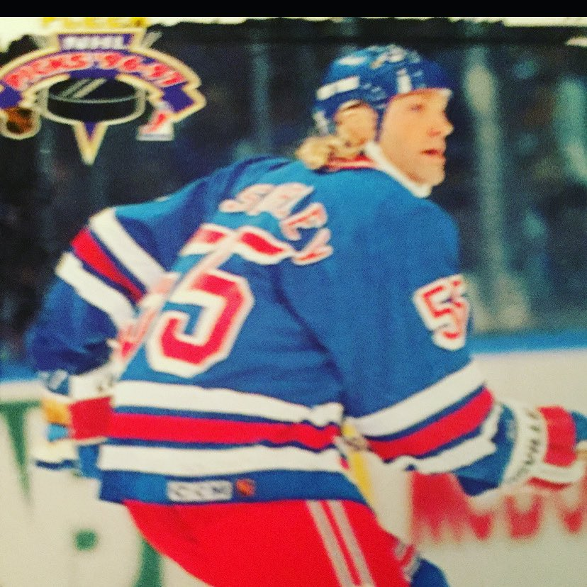 #61 Tough guy, Marty McSorley came to the Rangers in a big, ill fated trade. Can you name the other components of this deal? #nyrangersfan #nyr #rangers #hockey #nhl https://t.co/F8UQFBoH8H