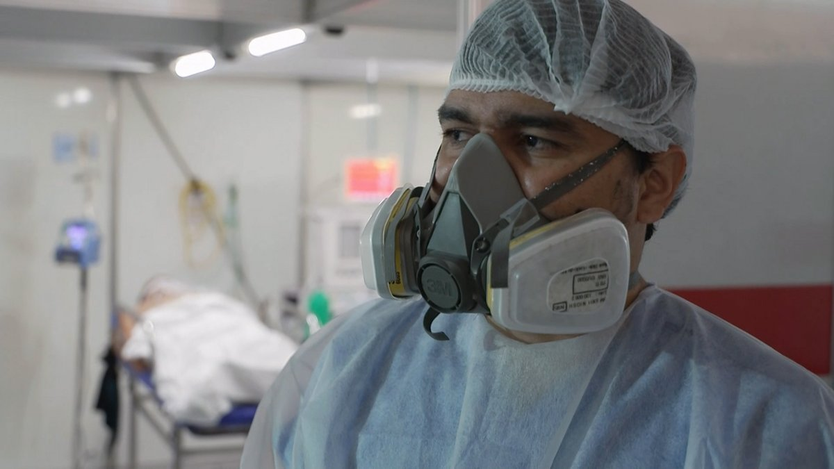 We are worried, very afraid that the hospitals will collapse. @JulietBremner reports from Brazil about the countrys next steps to fight coronavirus bit.ly/3eTtRoF