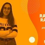 Image for the Tweet beginning: Ya en directo Raquel Ramos