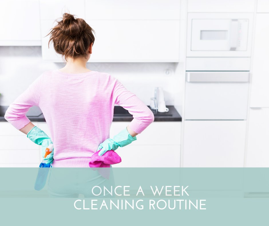 The once a week cleaning routine that will save you time. https://armywifewithdaughters.com/2019/11/04/the-once-a-week-house-cleaning-routine/… #cleaning #momlife #homemaker #cleaningtips pic.twitter.com/yG0lTBiC95