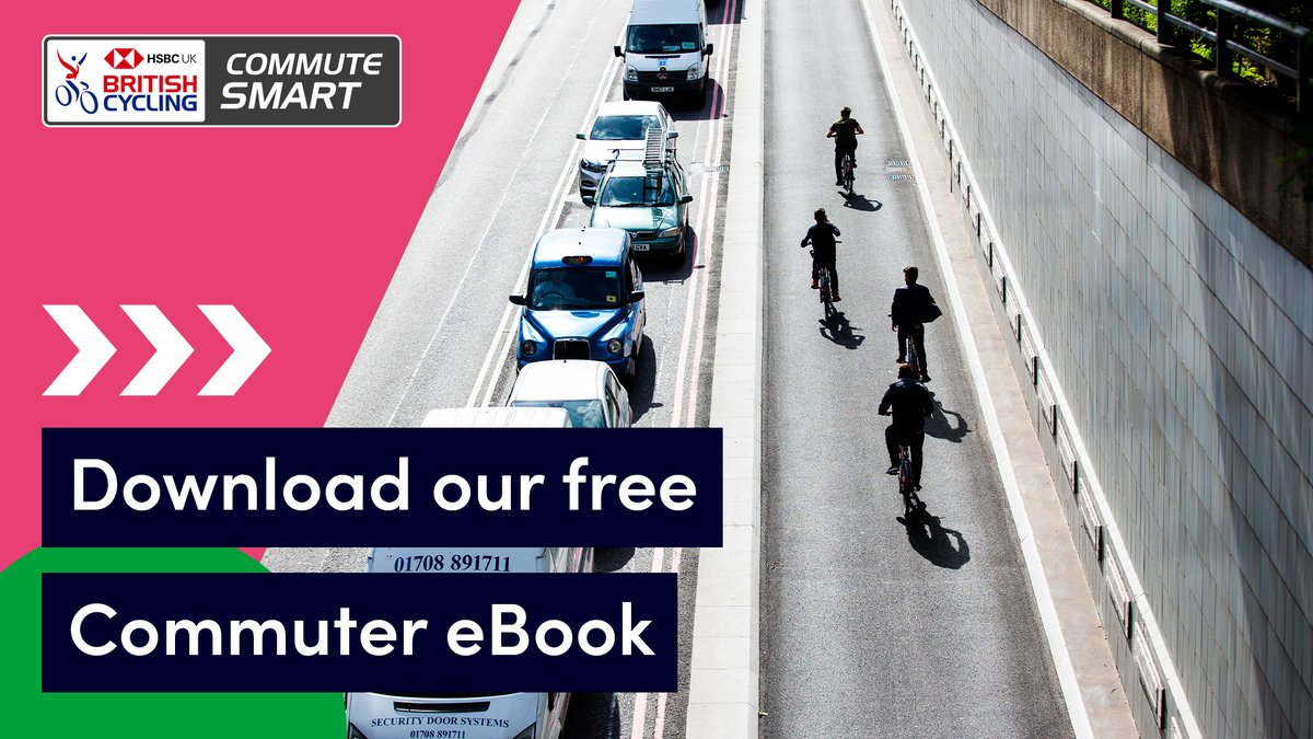 Everything you've ever wanted to know about cycle commuting! 🚲  Whether you want an alternative to public transport, can't bear the traffic or want to save money, now's the time to #GetPedalling 👍  🔃 RT to help your friends #ChooseCycling  Free eBook 📖 https://t.co/o0raB3q7IB https://t.co/2Ept4sdcJY