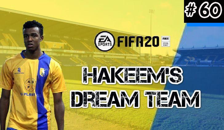 Gday Folks Im Going Live in 10-20 Mins #FIFA20  Ep 60 #HakeemsDreamTeam #MansfieldTown Season 6 #EPL with special Guest the Legendry @RodolfoGaming #PremierLeague Vs Scunthorpe United & #FACupFinal Vs Bradford City #TH79Games #YSL #MTFC #HDT #facup  https://t.co/zBueDzipD0 https://t.co/kvjAJxlUeg