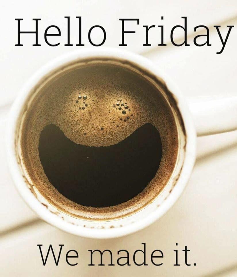 We did! Good Mornin Y'all #TGIF #FridayFeeling #coffeelovers #CoffeeLover #coffee #moodpic.twitter.com/1Bqg8YyJDT