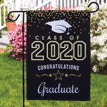 Image for the Tweet beginning: ATTENTION GRADS ... Lawn signs