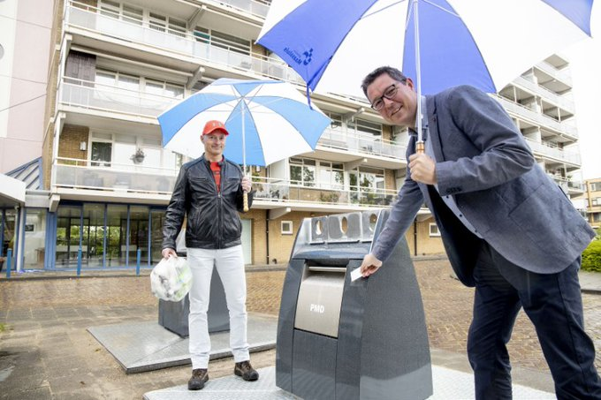 Milieu-eiland in Zwaluwstraat geopend https://t.co/8OcglBbM7a https://t.co/DSGQGTVmM2