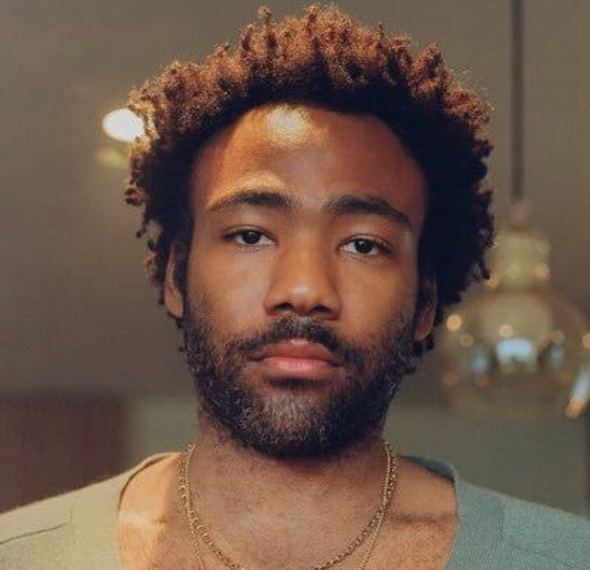 Donald Glover but as you keep scrolling his smile gets bigger: A Thread