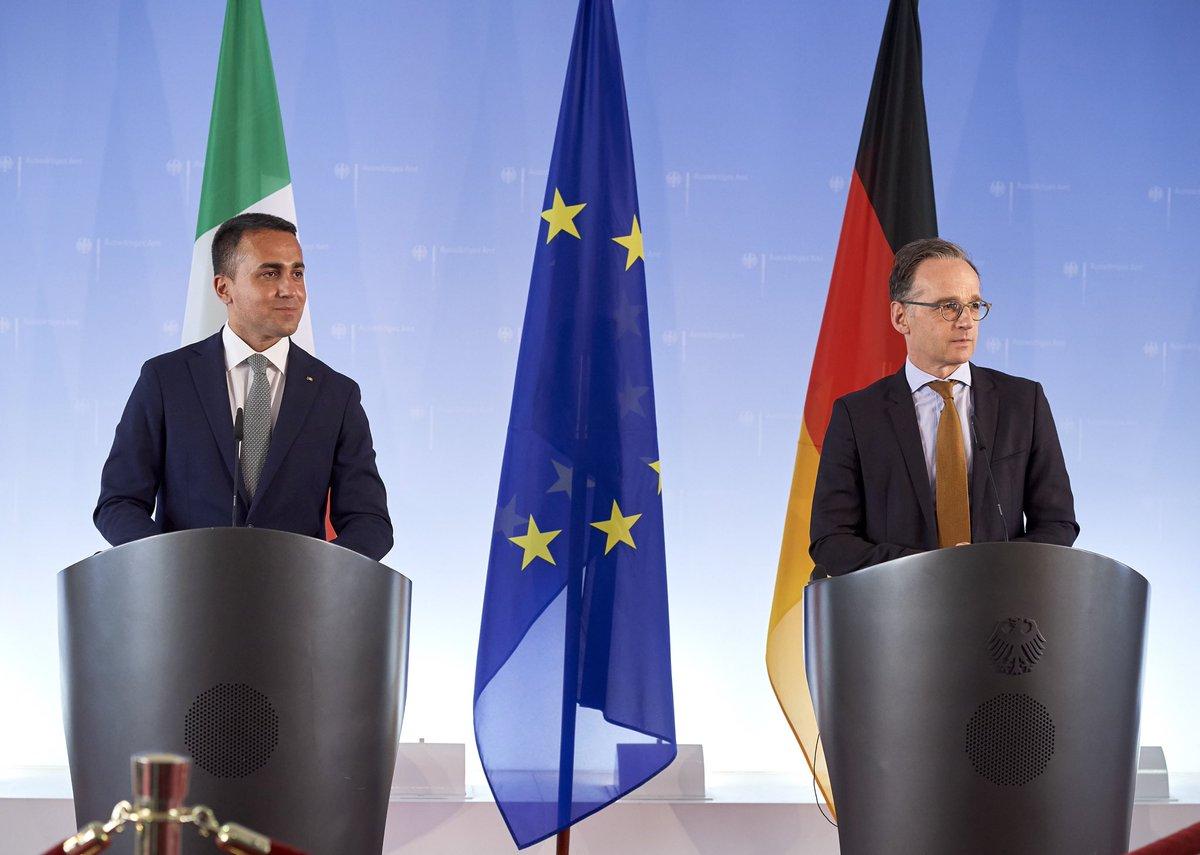 La decisione della Germania di aprire i confini all'Italia è una scelta di lealtà e trasparenza nei confronti del nostro Paese che apprezziamo molto. https://t.co/pbC8BzoXpO