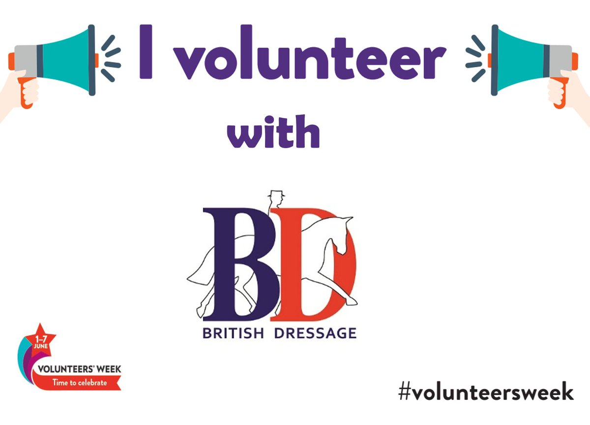 Today's #VolunteerWeek2020 shout out goes to all who give time to help make our shows run smoothly and fairly - in all weathers. Stewards, scorers, writers, runners, marshals, catering - many roles and you all take them on willingly and always with a smile. #ValuedVolunteers ❤️ https://t.co/UirUxP5GDf