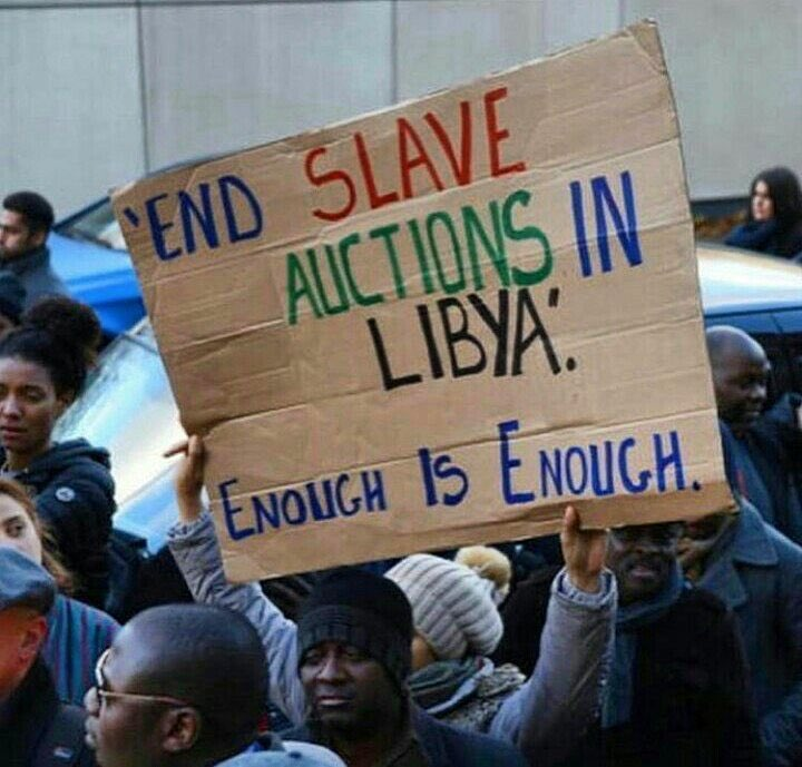 2020 really shined the light on a lot of issues that are wrong with the world. Until this day MODERN DAY SLAVERY IS STILL HAPPENING IN LIBYA🇱🇾 but the media will never show you that in the media... https://t.co/G7ygbxgnzz