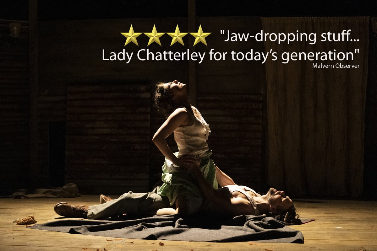Since it's the weekend, why not curl up in front of your laptop/telly/tablet/phone and watch this bloomin' beautiful telling of our lost tour,  Lady Chatterley's Lover.  Created by the actors in #lockdown head here to receive the new passwordhttp://www.tiltedwigproductions.com #dhlawrence pic.twitter.com/CGFChKcQSY