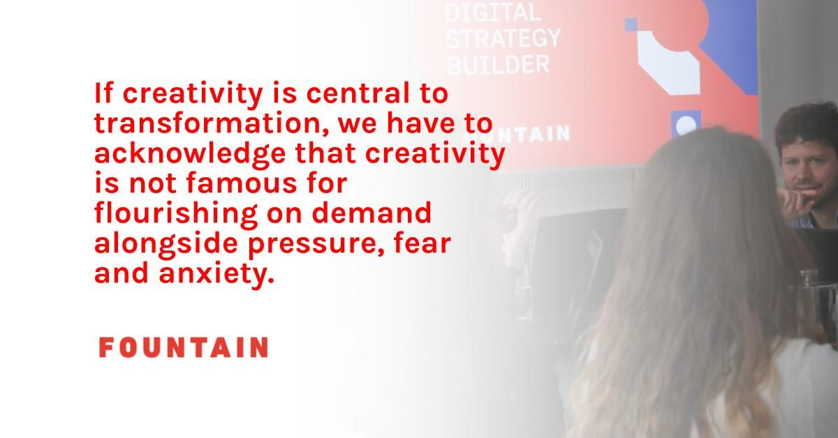 How do you encourage creativity in your organisation?   #Culture pic.twitter.com/ykSf4ljB5D
