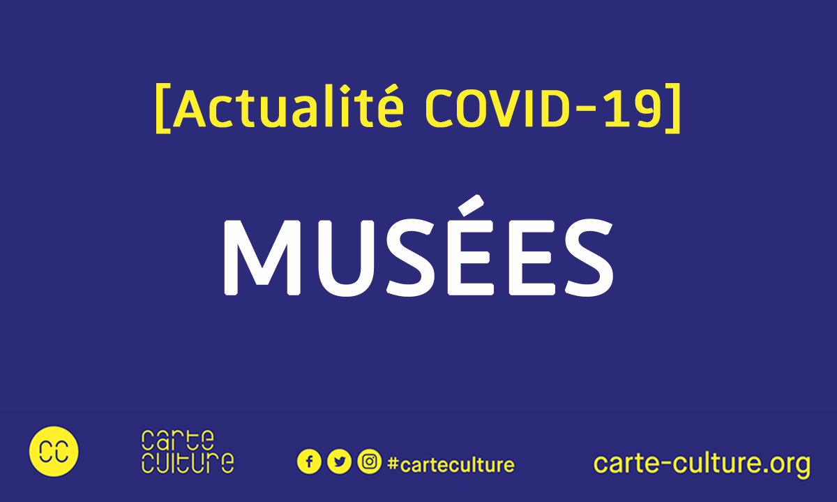 À partir du mois de juin, les musées ré-ouvrent totalement ou partiellement leurs portes au public, pour notre plus grand bonheur ! Avec le dispositif Carte culture, c'est l'entrée libre dans les musées toute l'année et même durant les mois de juillet et août ! #Musées #Alsace https://t.co/BjTdiSf7l9