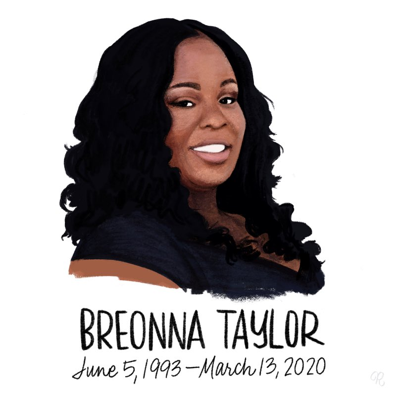 Today is #BreonnaTaylor's birthday. #SayHerName. Think of and pray for those closest to her. Dedicate time to work for #JusticeforBreonnaTaylor. Here's how. RT. Share.