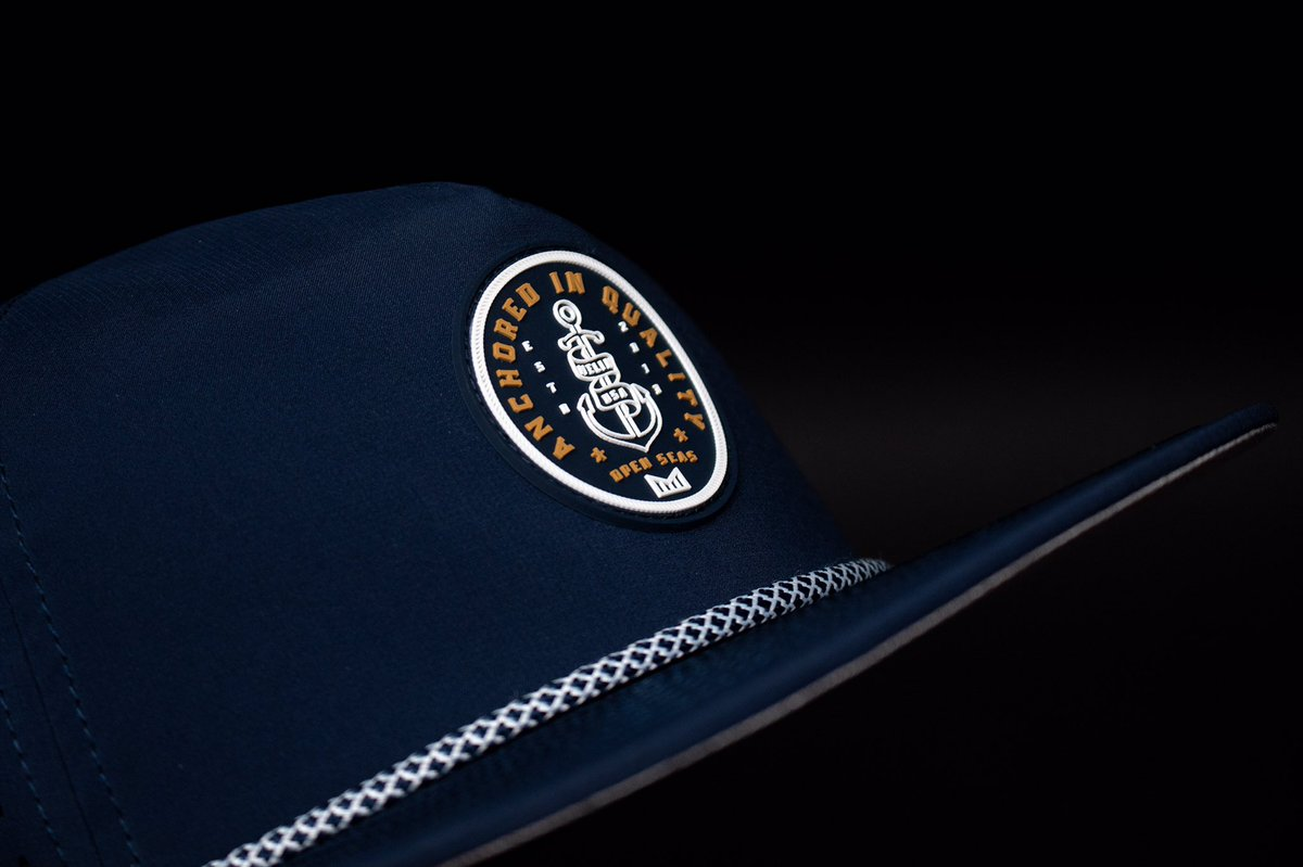 Introducing the Limited Release Coronado Anchored HYDRO, our modern play on the classic rope hat.