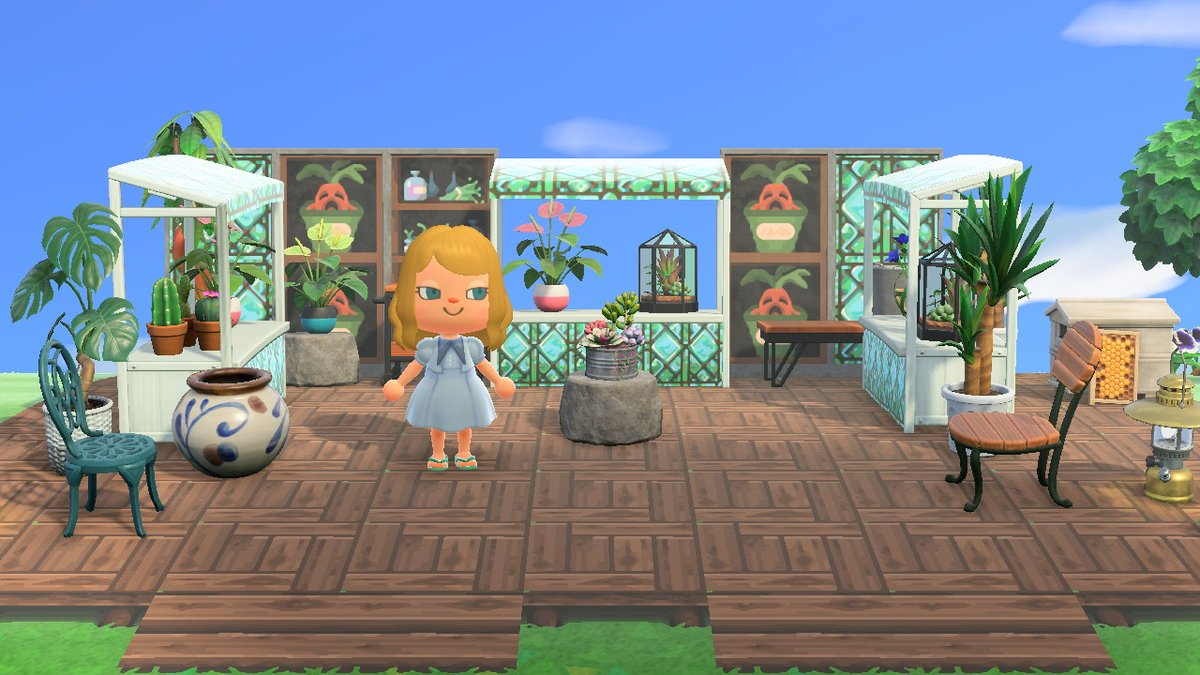 H3rmione On Twitter Greenhouse Design With Mandrakes I Love How This Is Turning Out Animalcrossing Acnh Harrypotter Acnhdesign Acnhdesigns Https T Co Gzmcb4w4sx