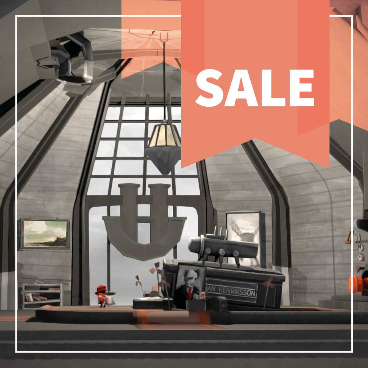 Time for another sale: this time, #NintendoSwitch fans in the Americas can save 40% on FAR: Lone Sails until June 17! nintendo.com/games/detail/f… #indiegames #indiedev