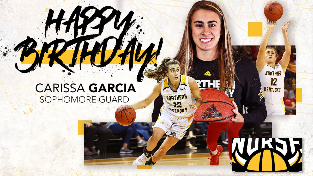 Help us wish Carissa Garcia Happy Birthday! We miss you and hope you have a great day!! 🥳
