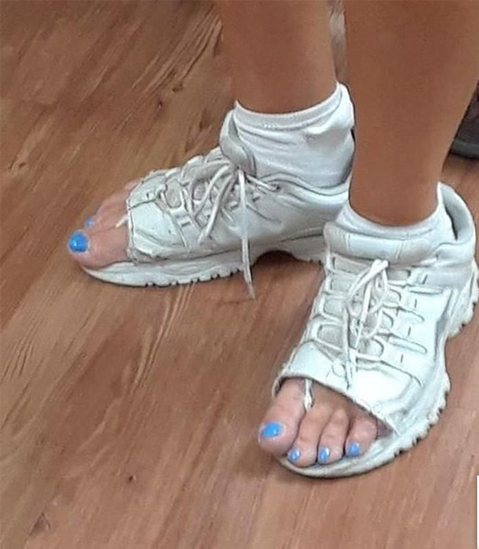 The lastest in sandals from Nike