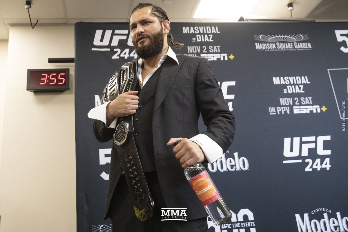 Jorge Masvidal goes off on UFC over fight negotiations: 'If I'm not worth it, let me go' https://t.co/Dei3bXFed1 https://t.co/6UFvpmX66i
