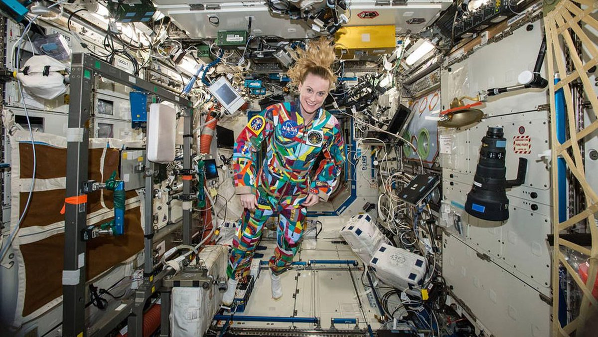#AstroKate is going back to space! @Astro_Kate7 is scheduled to return to the @Space_Station in the fall and, among other investigations, will continue work on a previous investigation that could benefit cardiovascular research here on Earth. Learn more: https://t.co/eXMNyICpP3 https://t.co/YJhuwPAdKX