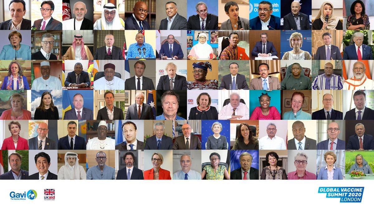 COVID-19: Global donors pledge $8.8 billion for vaccines bit.ly/2Xz4Yc0 #coronavirus #GlobalVaccinesSummit