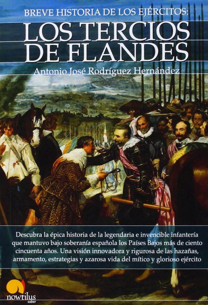 Un viernes más os traemos una nueva recomendación de un libro de los Tercios. Esta vez toca Breve historia de los Tercios de Flandes de A.J. Rodríguez. Un libro estupendo para leer este verano, un indispensable en cualquier estantería 📢 Nuestro análisis: https://t.co/dlrPYQaphL https://t.co/jCelkDFEqr