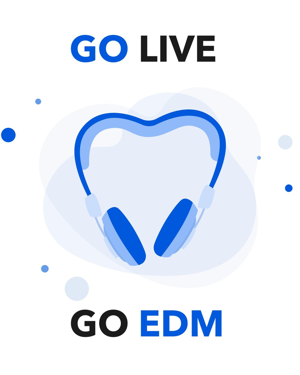 🦋Friday sees more smiles than any other day of the workweek #EDM_Daily  Smile with @edmradio_live  #dj #radio #stream #streamer #streamys #music #edm #podcast #producer #application #freeapp #djedm #sound #soundproducer #edm #edmfamily #edmmusic #edmlifestyle #edmproducer https://t.co/Bf6JIgZCV2