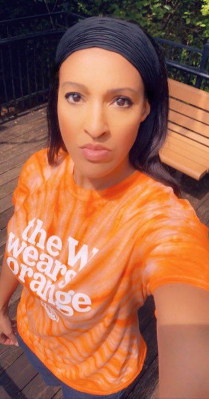 @WashMystics @T_Cloud4 @WashMystics #WearOrange @WNBA #TogetherDC #TogetherWNBA #WNBA https://t.co/KHsTQIvWW5
