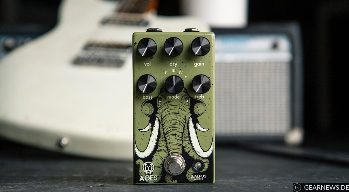 Walrus Audio AGES: Ein Overdrive für alle Fälle? | http://gearnews.de  https://www.gearnews.de/walrus-audio-ages-ein-overdrive-fuer-alle-faelle/ …  #guitarplayer #guitar #acoustic #acousticguitar #guitarist #guitarporn #guitarsolo #guitarlessons #guitarspotter #guitarsarebetter #guitarstagram #guitarnerds #guitarsdaily #guitpic.twitter.com/VBeo4UoyhT