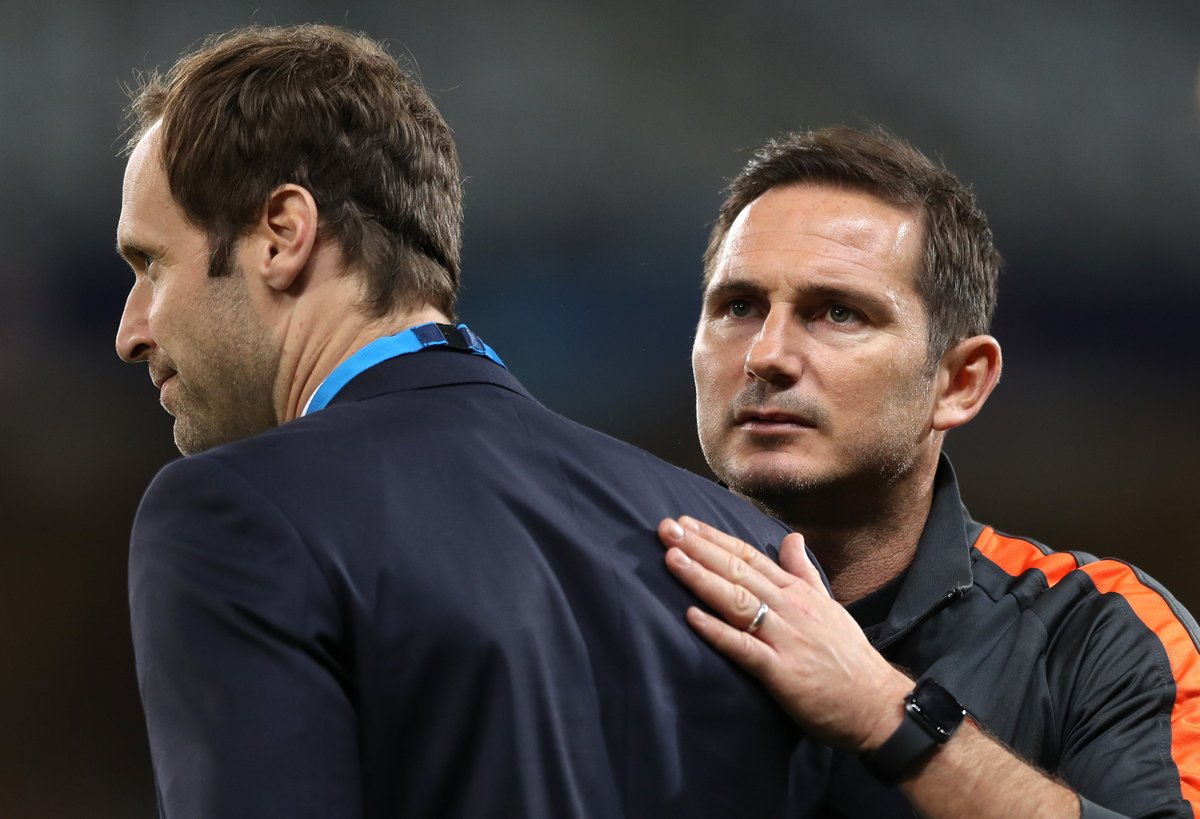 Frank Lampard and Petr Cech made an undercover pre-lockdown trip to Germany that helped Chelsea leapfrog Liverpool and Manchester United to convince Timo Werner to move to Stamford Bridge. [via @Matt_Law_DT] #CFC | @ChelseaFC