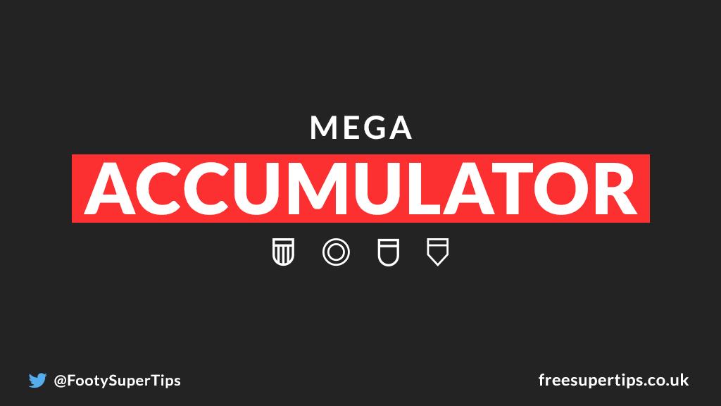 🇩🇪 131/1 BUNDESLIGA MEGA ACCUMULATOR! VIEW HERE ▶ freesupertips.com/accumulator-ti… (18+, begambleaware.org)