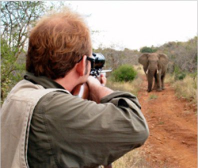There should be a worldwide ban on trophy hunting. Please retweet if you agree.