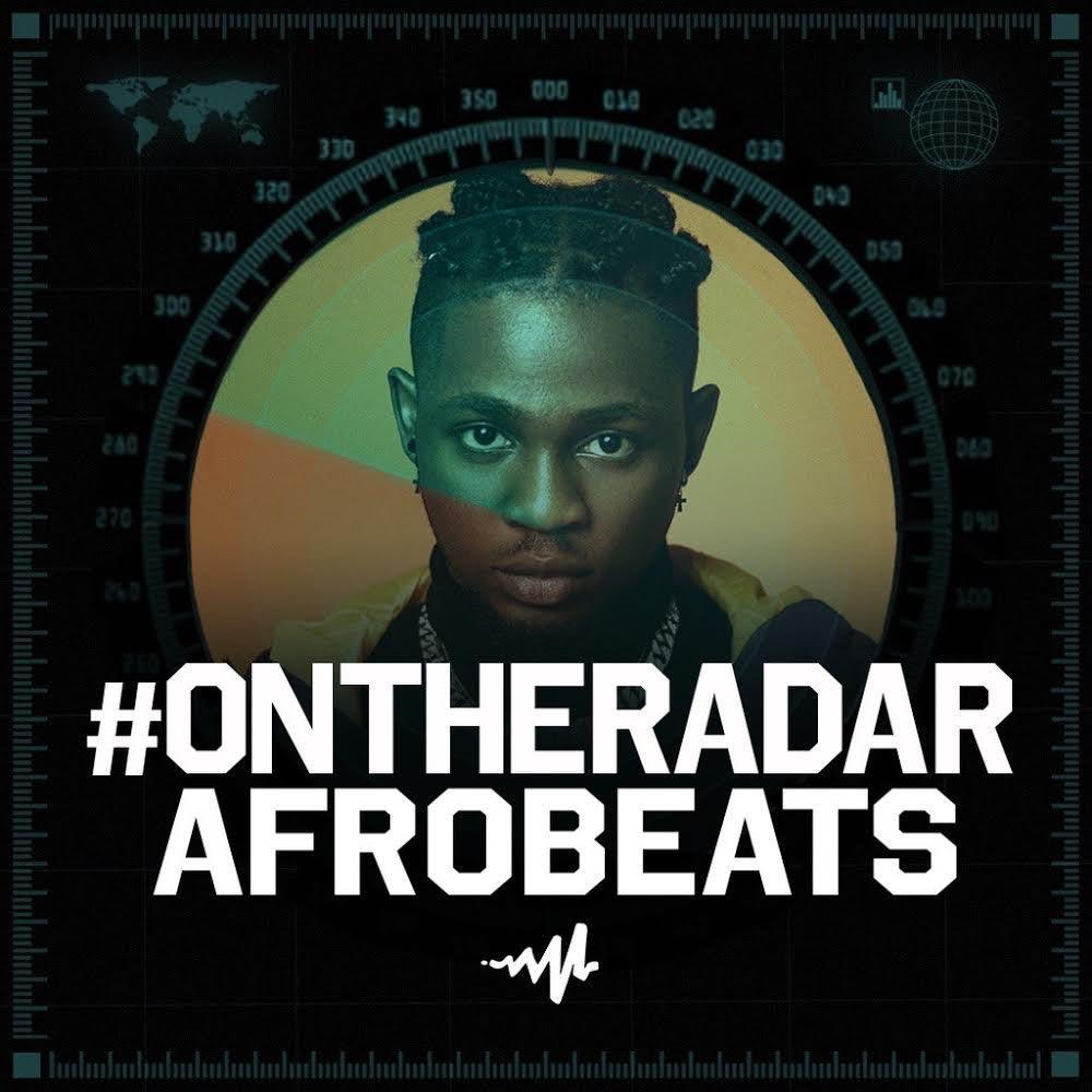 Face of On The Radar Afrobeats on @audiomack @audiomackafrica!!! Thank you so much! 💜💜💜 #GetLayd