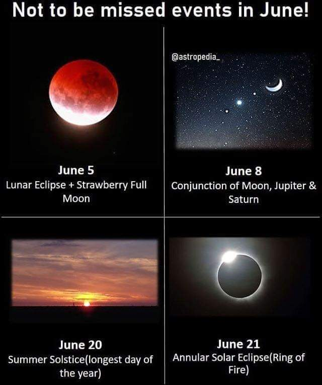 Save these dates, and the moon is already going to look great tonight pic.twitter.com/1ocjRSOUjx